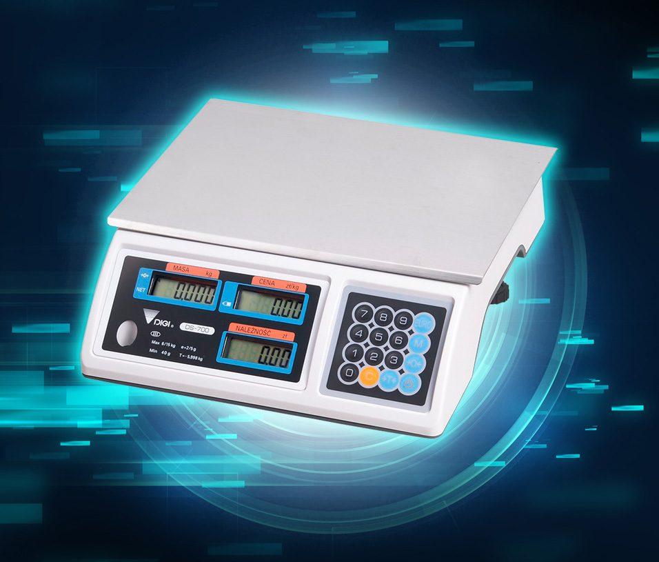 Wagi elektroniczne - cechy i funkcje